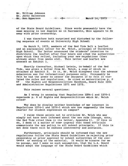 1973.03.14 -- High res Leon Letwin Letter to LAUSD_Page_2