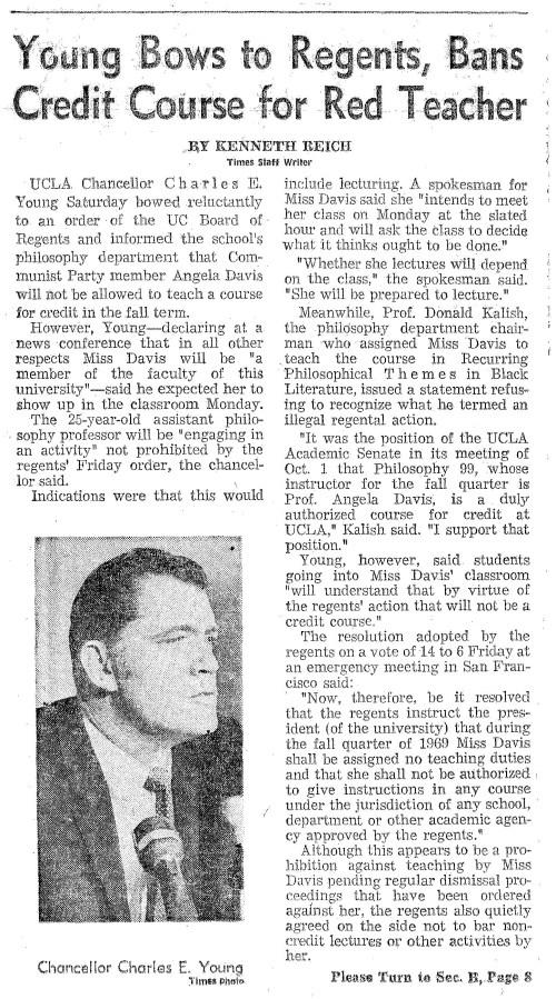 1969.10.05 LAT Davis p.1