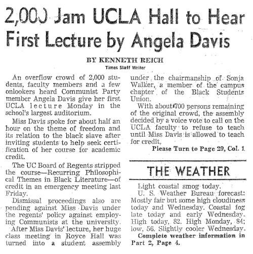 1969.10.07 LAT Davis p.1